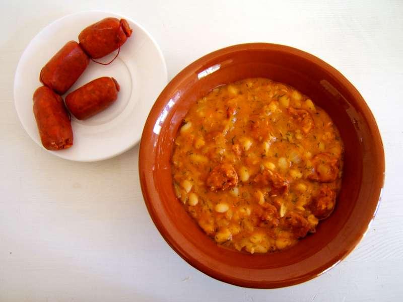bohnen-mit-chorizo