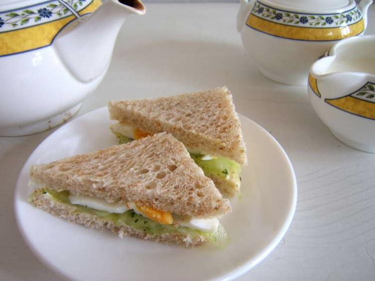 gurkensandwich