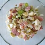 chicoree-porree-salat (Chicorée-Porree-Salat)