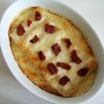 Canneloni gefüllt mit Thunfisch und Ricotta (Cannelloni mit Thunfisch und Ricotta)