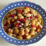 Salat mit Riesenbohnen, Chilischoten und Kapern_ji-W800 (Salat mit Riesenbohnen, Chilischoten und Kapern)